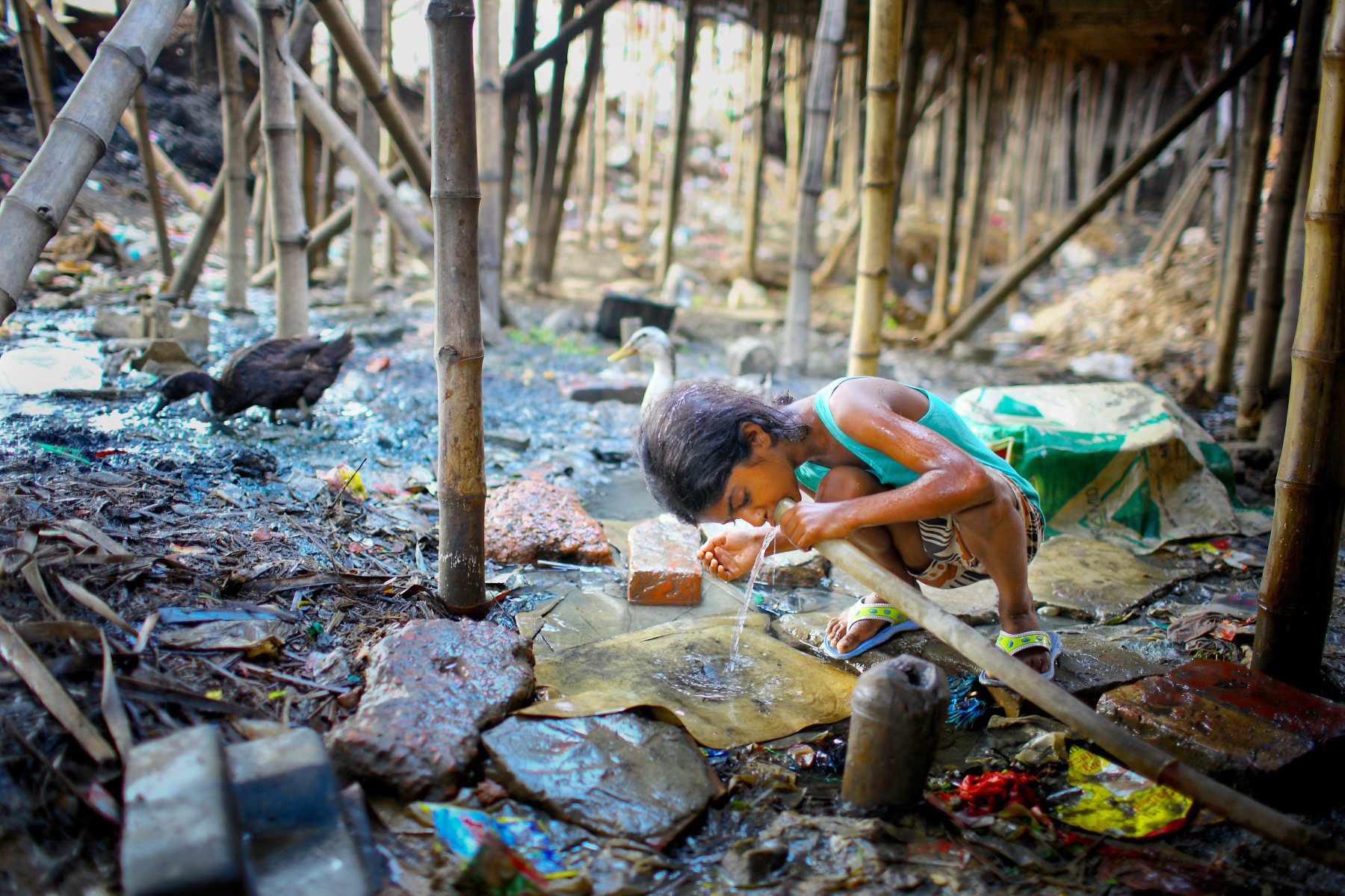 Water works: how a simple technology in Dhaka is changing the way people get clean water
